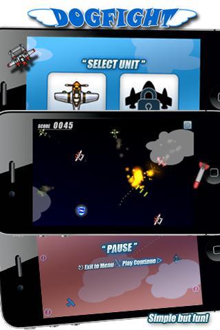 Dogfight screenshot 2