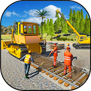 Download Indian Railroad Building – Construct Train Track APK for Android Kitkat