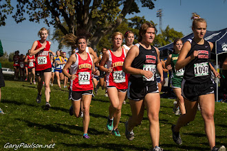 Photo: JV Girls 44th Annual Richland Cross Country Invitational  Buy Photo: http://photos.garypaulson.net/p110807297/e46cfb962