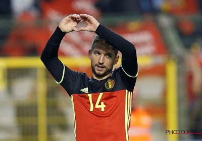 """Le vestiaire a charrié Mertens après son """"triplé"""": """"Il n'a marqué aucun but"""""""