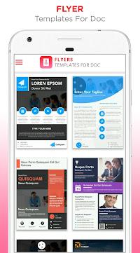 flyer maker best poster maker app pro v7 0 releaseapk