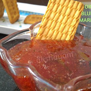 Orange Blueberry Marmalade Recipes