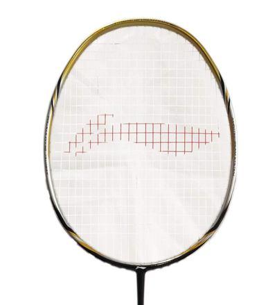 Li-Ning Super SS Series G4+ Carbon Graphite Best Badminton Racquet