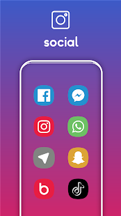 One UI - Icon Pack Screenshot
