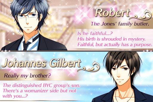 Otome games dating sim: Forbidden Love 1.4.1 screenshots 21
