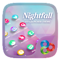 Nightfall GO Launcher Theme icon