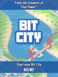 Bit City - Build a pocket sized Tiny Town Capture d'écran
