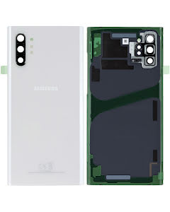 Galaxy Note 10 Plus Back Cover White