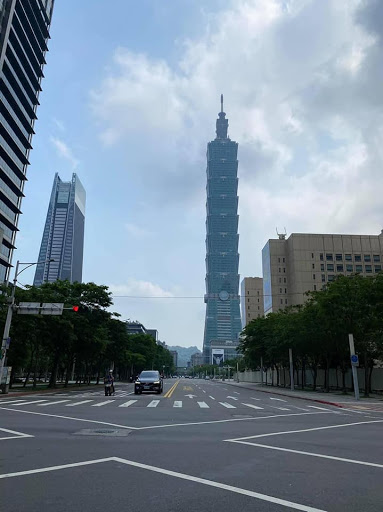 "Empty Streets In Taipei As Citizens Practice ""Self-Lockdown"""