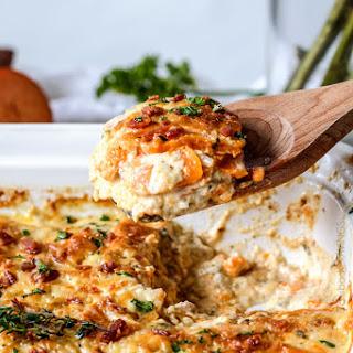 Sweet Potato Au Gratin Gruyere Recipes