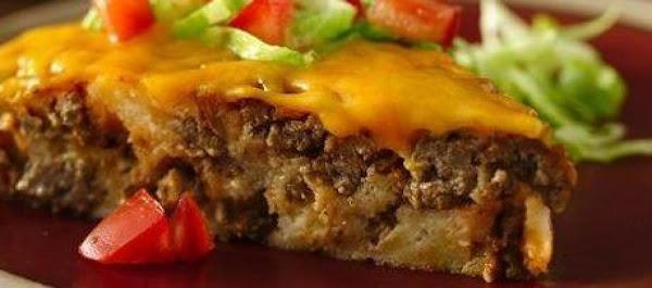 Mexi-burger Bake Recipe