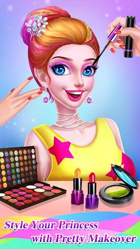 ud83dudc60ud83dudc84Gymnastics Queen - Superstar Makeup apktram screenshots 2