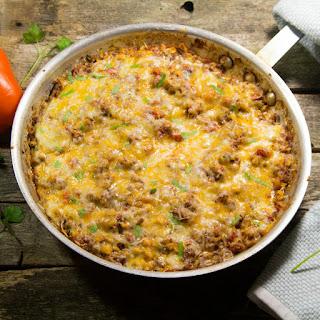 Easy Skillet Texas Hash.