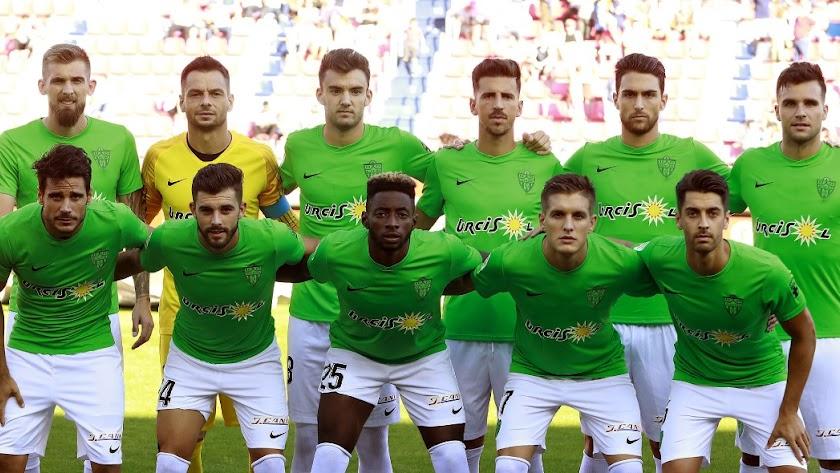 Este es el Almería que ganó en Soria.