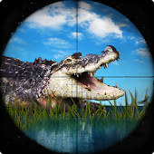 Deadly Crocodile Attack 3D​ 2017
