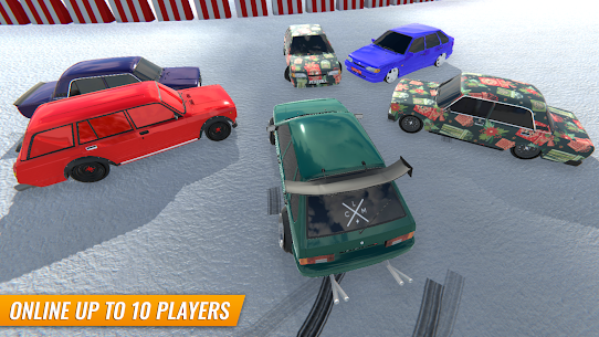Russian Car Drift 4