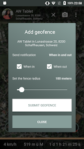 Follow - realtime location app using GPS / Network 2.0.8 (Paid)