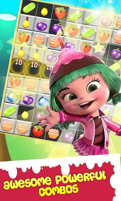 Jewels Fruit 2016 - screenshot