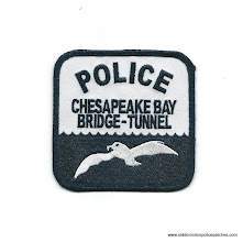 Photo: Chesapeake Bay Bridge - Tunnel Police
