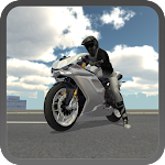 Extreme Motorbike Racer 3D Icon