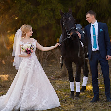 Wedding photographer Vladislav Tyutkov (TutkovV). Photo of 06.05.2018
