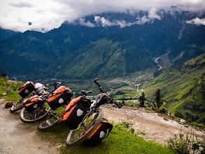 Photo: Above Kothi, Manali-Leh Highway, Himachal Pradesh, Indian Himalaya