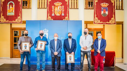Roquetas de Mar premia el esfuerzo de los empresarios locales