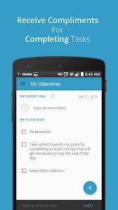 Goal Striver: To-Do List App screenshot 1