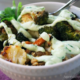 Roasted Broccoli Carrots Cauliflower Recipes