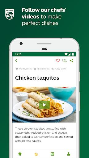 NutriU - Airfryer recipes & tips 6.5.1 screenshots 3