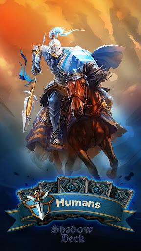 Shadow Deck: Magic Heroes Card CCG screenshots apkshin 4