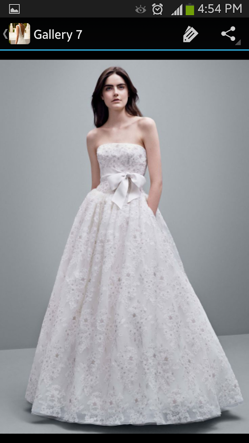 Wedding dresses android apps on google play for Wedding dresses app