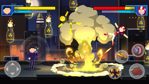 Stick Super: Hero screenshot 9