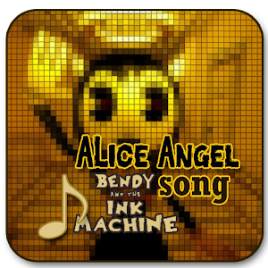 Alice Angel Songs - Bendy Ink