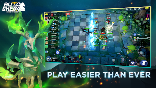 Auto Chess VN 1.0.1 [Mod] – Gold, Free Summon