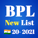 BPL List 2021 : All State Ration Card List, Rasan icon