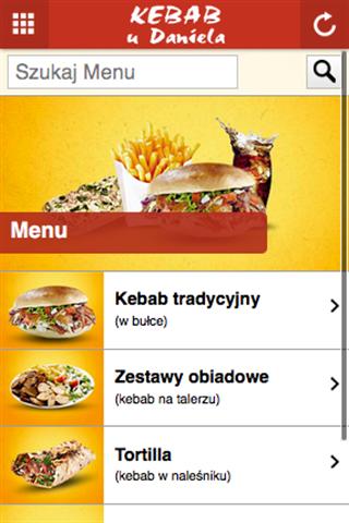 Kebab u Daniela