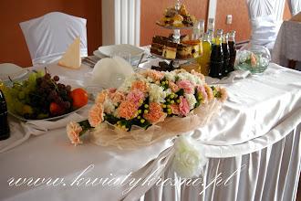 Photo: Dekoracja stołu - Dwór Ostoia