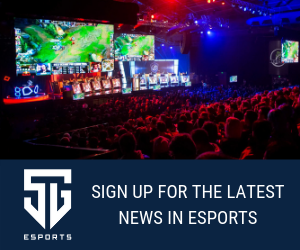 Sign up for SG Esports News
