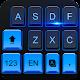 Cool Black Keyboard Theme & Emoji Android apk