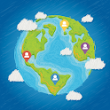 Where is that? - Learn countries, states & more icon