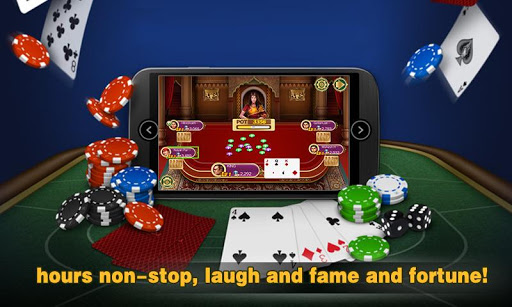 Teen Patti Offlineu2663Klub-The only 3patti with story 2.8.6 6