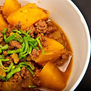 Hamburger Meat Potatoes Recipes