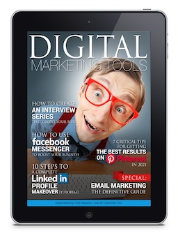 September 2021 Digital Marketing Tools, Digital Marketing, Digital Marketing Tools magazine, Digital Marketing Tools PDF, DigitalMarketingTools.com, Digital Marketing Agency