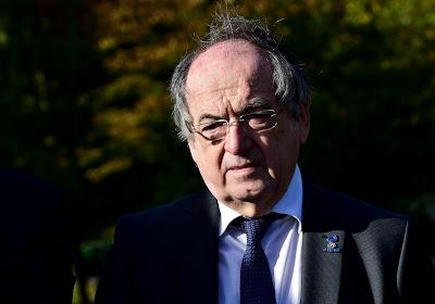 Le président de la Fédération Française a déjà planché sur un scénario bien précis
