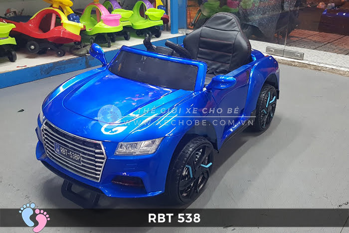 Xe hơi điện đồ chơi trẻ em RBT-538 1