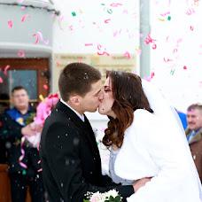 Wedding photographer Alesya Spiridonova (svadebnayapora). Photo of 15.12.2015