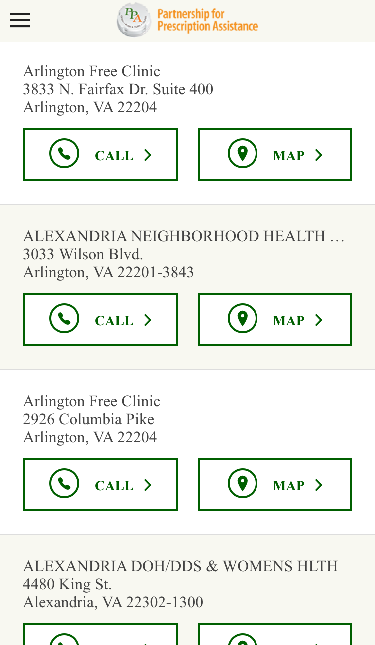 Get Prescription Help (PPA)- screenshot
