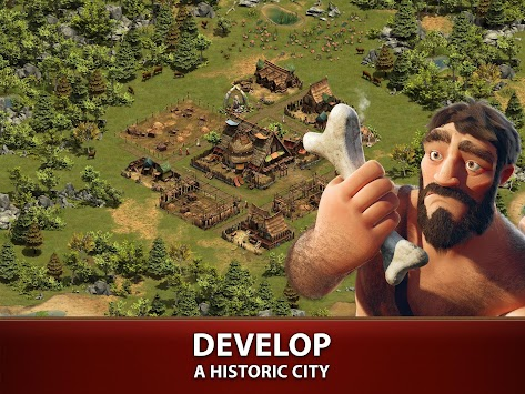 Forge Of Empires APK screenshot thumbnail 2