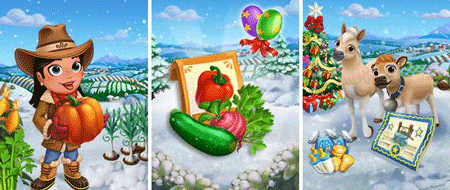 Farmville 2 New Year Fiesta